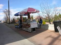 Food carts on HARP in Pueblo, CO create convenience and commerce on the trail #communitieswithheart
