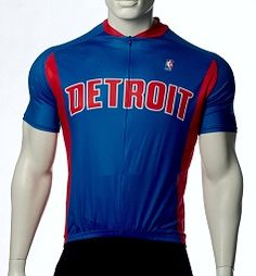 Detroit Pistons Cycling Jersey - cycling jerseys for 39.98! - 50% off - FREE Shipping - see em' all at http://www.cyclegarb.com/oldstnbaje1.html