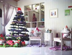 one of the instagramable spot in Djoeroe Masak #christmas #decoration More at www.djoeroemasak.com