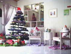 one of the instagramable spot in Djoeroe Masak #christmas #decoration More at www.djoeroemasak.com