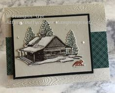 The Way Home, Peaceful Places, Watercolor Pencils, Im Happy, Buffy, Embossing Folder, Black Backgrounds, Stamping, Card Stock