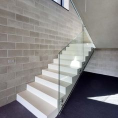 Jednoduché schodisko Stairs, How To Plan, Architects, Projects, Gallery, Home Decor, Interiors, Log Projects