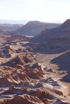 Valle de la Luna, Provincia de San Juan    Argentina top 10 lugares | OtroMate.com