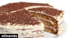 Sweet Recipes, Vegan Recipes, Tiramisu, Cooking, Ethnic Recipes, Food, Cakes, Kitchen, Cake Makers