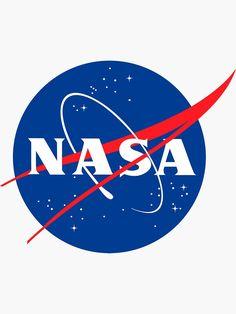 'Official Nasa' Sticker by Robert Bust - Whirlpool Galaxy-Andromeda Galaxy-Black Holes Wallpaper App, Marvel Wallpaper, Tumblr Wallpaper, Galaxy Wallpaper, Tumblr Stickers, Cute Stickers, Marvel Memes, Marvel Avengers, Marvel Logo