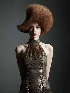 Everything about this! Hair by Dilek Onur Taylor