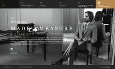 Ermenegildo Zegna Made to Measure Collection Suits Jackets and Shirts