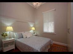 Ipswich Queenslander beautiful bedroom