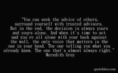 142 Best Greys Images On Pinterest Grey Anatomy Quotes Greys