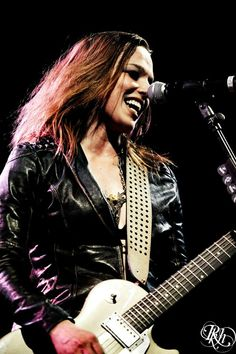 #LzzyHale of #Halestorm at The Myth in Maplewood, MN. Copyright: RKH Images Check us out on Facebook and our official site!