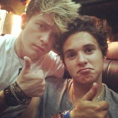 Connor and Brad  Bronnor ❤️ the are hot as hell xxx