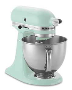 KitchenAid Artisan Stand Mixer | Williams-Sonoma http://rstyle.me/n/ufbqen2bn