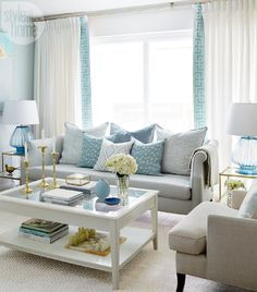 Just like me, turquoise has been the favorite color of interior designer Olivia Hnatyshin of Olivia Lauren Interior Design since she was…