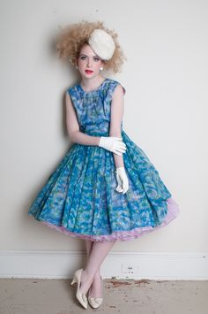 1950's one of my best years in fashion . i have a couple dresses inpired by the 50's