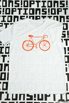 Mens Bicycle T-shirt Please check out World of Cycling