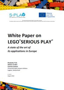 White Paper on Lego Serious Play A stat of the art application in Europe