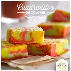 Cuadraditos de colores #chocolate