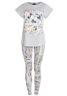 09cb0830cf1841 Disney Mickey Mouse Comic Strip Pyjamas Tesco £7