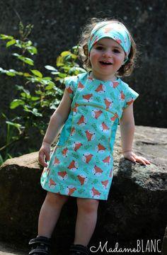 Miss Polly Dress Nähconnection nähen Kleid #wildandfreemitnaehconnection