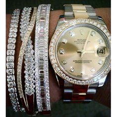 And ain't a damn thing change but the bezel on my Rollie... - Meek Mill  Rich Kids of Instagram? @Tressa Gattinella