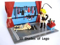 Lego my restraints-o