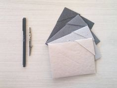 Unique Note Card Set - Unique Thank You Card Set - Blank Note Card Set - Thank You Cards - Unique Gift