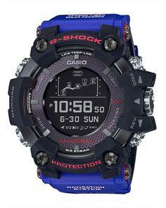 Team Land Cruiser – Toyota Auto Body x G-Shock Rangeman Casio G Shock Watches, Sport Watches, Cool Watches, Men's Watches, Casual Watches, Wrist Watches, Casio G-shock, Casio Watch, Patek Philippe