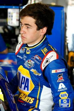 Chase Elliott is currently 8th in points after Daytona -18 points behind 1st