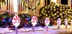 93 ideas- Christmas decoration outside / 93 idées- déco de Noël de l'extérieurArchzine- e-zine d`architecture, design d 'intérieur
