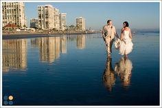 love this shot. Audrey & Aarons Wedding: Coronado Island, CA