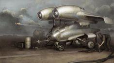 (+99) El Dieselpunk hecho arte - Taringa!