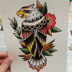 45 Inspiring  Eagle Tattoo Designs and  Meaning - Spread Your Wings