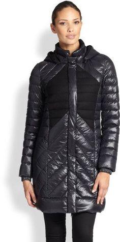 Eubulia Puffer Coat