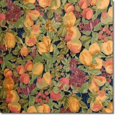 Fruits Fabric Gloss PVC fabric per metre Pvc Fabric, Beautiful Patterns, Cleaning Wipes, Colours, Painting, Owls, Amazon, Table, Art