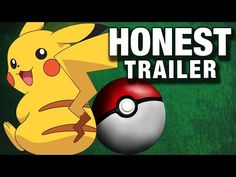 What if Pokémon Red and Blue Had an Honest Trailer