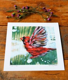 Love for red by VT on Etsy