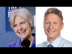 Let Gary Johnson & Jill Stein In The Presidential Debates