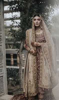 Pakistani barat bride