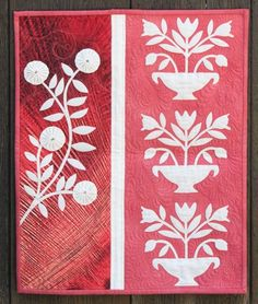 Ivory Baltimore, in:  Recreating Antique Quilts by Wendy Sheppard | Landauer Publishing