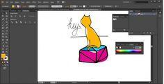 Did you ever wonder how artists and designers get their hand drawings into their computers to add them to cards and make patterns? This is a step-by-step tutorial on exactly how to do it.