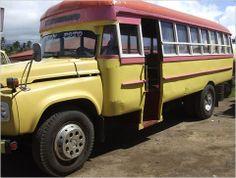Samoa bus. #bus