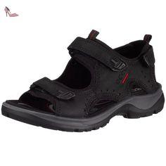 Ecco Biom, Chaussures Multisport Outdoor Mixte Enfant, Noir (51052Black/Black), 29 EU