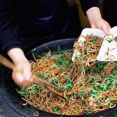 Shanghai street foods. Friendly, family-run food stalls dot every neighborhood, hawking the simple, cheap eats