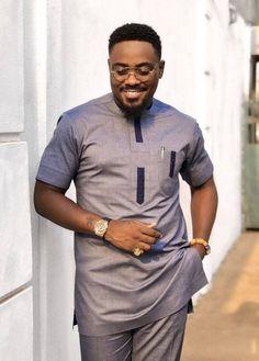 Latest African Men Fashion, Latest African Wear For Men, African Shirts For Men, African Dresses Men, Nigerian Men Fashion, African Attire For Men, African Clothing For Men, African Print Fashion, Ankara Fashion