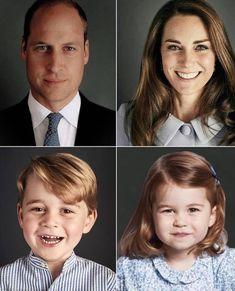 Prince William's family
