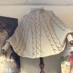We Like Knitting: January KAL (Poncho) - Free Pattern