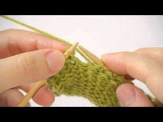 Wrap and Turn, Short-row Knitting Tutorial « Cotton and Cloud Wrap And Turn Knitting, Knitting Short Rows, Knitting Help, Knitting Videos, Knitting Socks, Knitting Projects, Hand Knitting, Knitting Tutorials, Lace Knitting Patterns