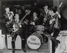 Chicano band The Premiers, out East Los Angeles, California, epitomized the garage rock movement of the early 1960s.