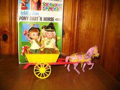 pony cart n horse by daehawktitan, via Flickr