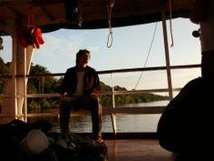 'este rio é minha rua'... Yuri Prestes (oceanografia)